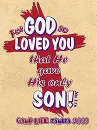 gospel in a nutshell verse