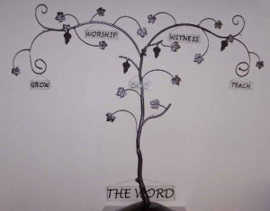 The Vine - The Word