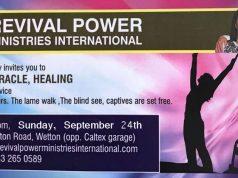 Revival Miracle Healing