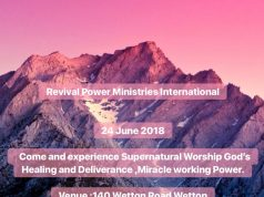 Supernatural Worship