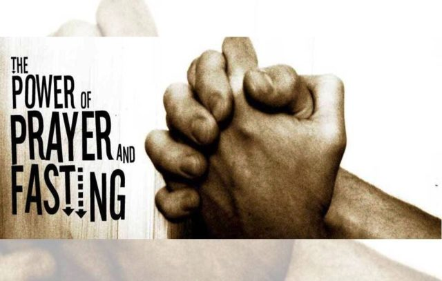 Power of Prayer and fasting