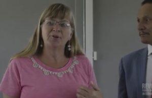 Testimony of a lady