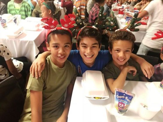 Childrens Christmas Party 2017