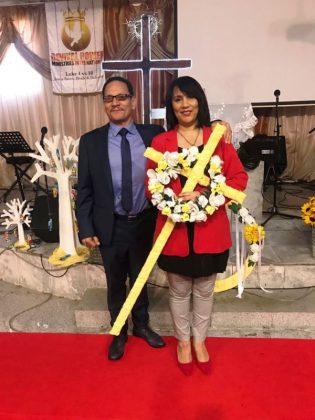 Pastors Louis & Patricia